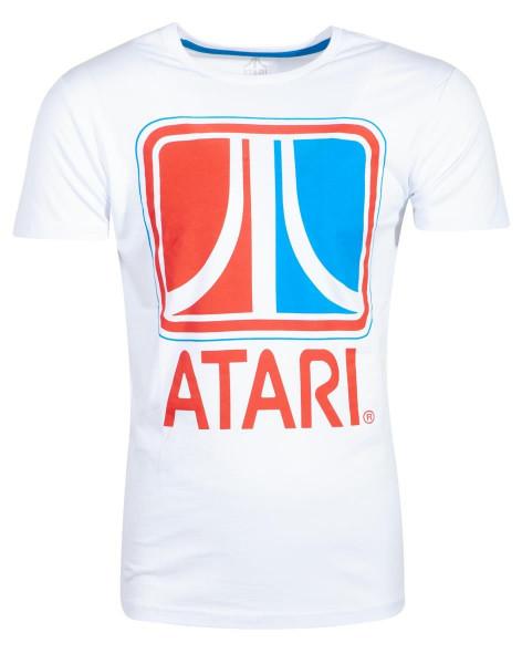 Atari - Retro Men's T-shirt White