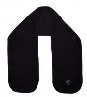 Alpha Industries Schal Label Fleece Scarf Black