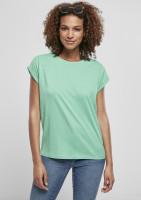Urban Classics Damen T-Shirt Ladies Extended Shoulder Tee Freshseed