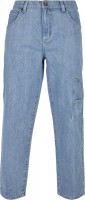 Southpole Jeans Straight Denim Mid Blue