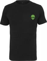 Mister Tee T-Shirt Alien Icon Tee Black