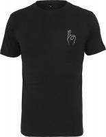 Mister Tee T-Shirt Easy Sign Tee Black