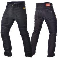 Trilobite Herren Motorrad Hose Jeans Parado Regular Fit Schwarz