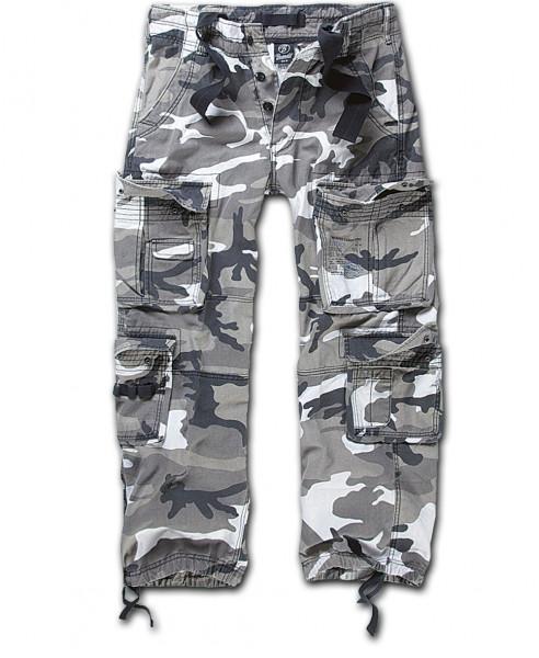 Brandit Hose Pure Vintage Trouser in Urban