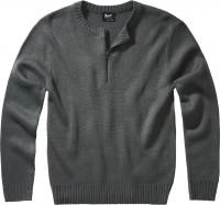 Brandit Men Armee Pullover Anthracite