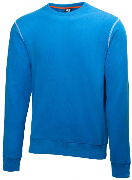 Helly Hansen Hoodie / Sweatshirt 79026 Oxford Sweatershirt 530 Racer Blue
