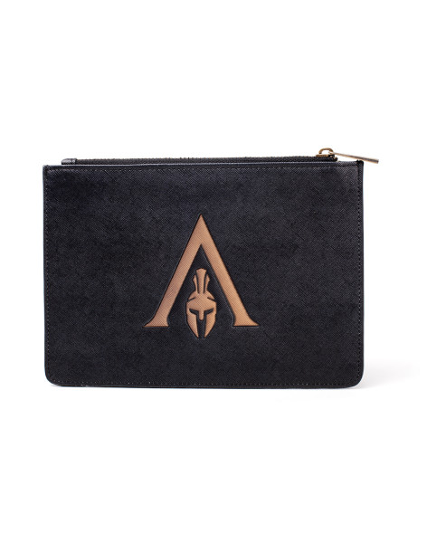 Assassin's Creed Wallets Assassin's Creed Odyssey - Premium pouch wallet Black
