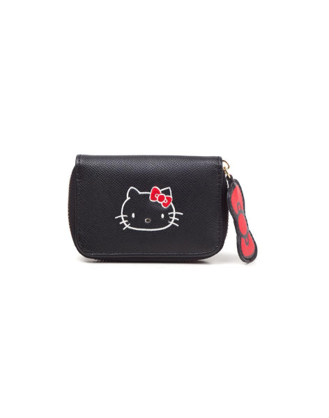 Sanrio - Hello Kitty Ladies Coin Purse Black