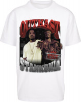 Mister Tee T-Shirt Outkast Stankonia Oversize Tee White