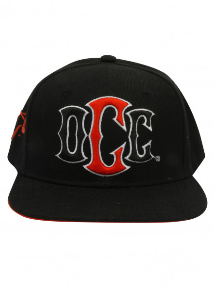 OCC Orange County Choppers Cap Acrylic Snapback OCC Western Logo Black