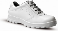 Sanita Herren Arbeitsschuh San-Food-O2 Lace Shoe White
