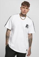 Starter Black Label T-Shirt Starter Logo Taped Tee White