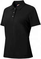 Dickies Female T-Shirt Damenpolo New/F Black
