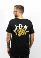 John Doe T-Shirt Tiger Black