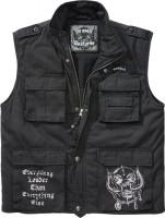 Brandit Men Weste Motörhead Ranger Vest Black
