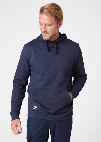 Helly Hansen Hoodie / Sweatshirt 79214 Manchester Hoodie 590 Navy