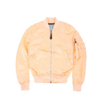 Alpha Industries Damen Jacke MA-1 VF LW Women Apricot
