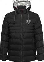 WCC West Coast Choppers Jacket Kimi Raikkönen 7 Logo Padded Black