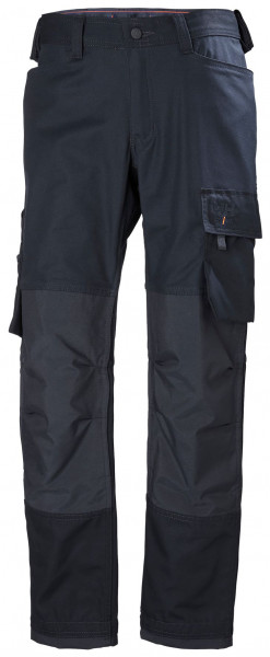 Helly Hansen Shorts / Hose 77462 Oxford Work Pant 590 Navy