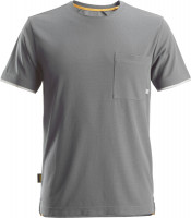 Snickers Workwear AllroundWork, 37.5® kurzarm T-Shirt grau