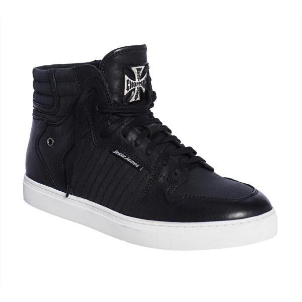 WCC West Coast Choppers Shoe / Schuhe Diablo Black