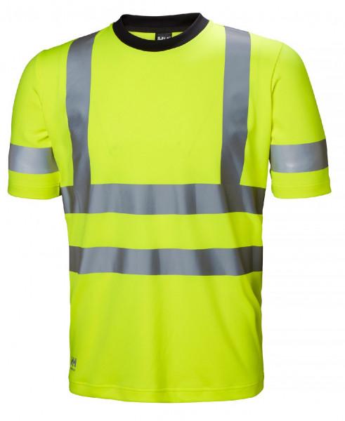 Helly Hansen T-Shirt 79092 Addvis Tee 360 Yellow