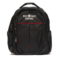WCC West Coast Choppers West Coast Choppers Travel Backpack Black