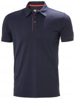 Helly Hansen T-Shirt Kensington Tech Polo Navy