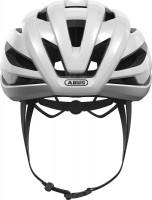 ABUS Fahrradhelm StormChaser Road Helm 87185P Polar White