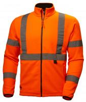 Helly Hansen Jacke 72171 Addvis Fleece Jacket 260 HV Orange