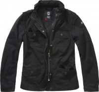 Brandit Women Jacke Ladies Britannia Jacket Black