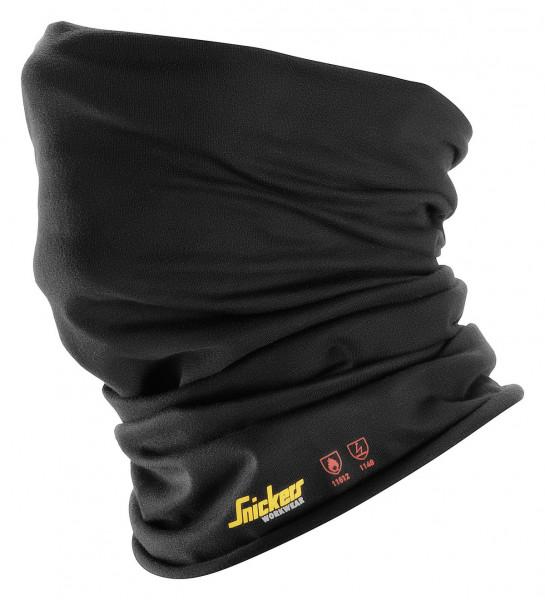 Snickers ProtecWork multifunktionale Kopfbedeckung, EN 1149, 14116 Schwarz