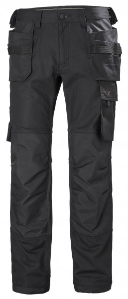 Helly Hansen Shorts / Hose 77461 Oxford Construction Pant 990 Black
