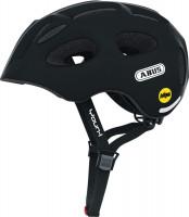 ABUS Fahrradhelm Youn-I MIPS Kids 38811P Velvet Black