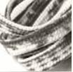 Stylmartin Motorrad Schuhe Schnürsenkel Grau/Weiß Länge 150Cm Grey