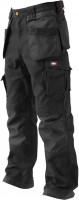 Lee Cooper Hose LCPNT210 Men's Cargo Trouser Black