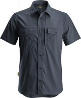 Snickers Workwear LiteWork kurzarm Shirt Navy
