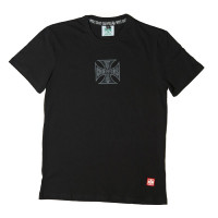 WCC West Coast Choppers T-Shirt Og Black Label Tee Black
