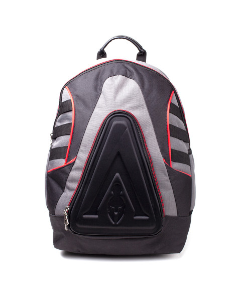 Assassin's Creed Rucksack Assassin's Creed Odyssey - Technical Backpack With Gold Foil Print Black