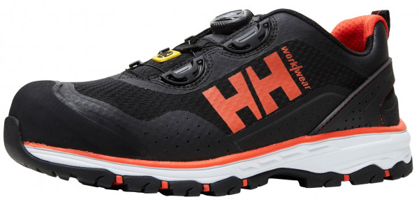 Helly Hansen Arbeitsschuh 78230 Chelsea Evolution Boa 992 Black/Orange