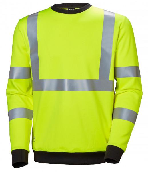Helly Hansen Hoodie / Sweatshirt 79095 Addvis Sweatershirt 360 Yellow