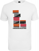 Mister Tee T-Shirt Sneaker Collector Tee White