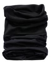 Brandit Multifunktionstuch Fleece Black