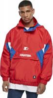 Starter Black Label Jacke Windbreaker City Red/Sporty Blue/White