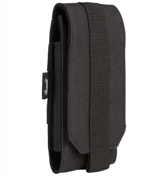 Brandit Tasche Molle Phone Pouch, large in Black