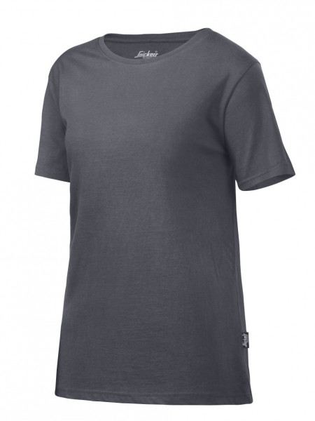 Snickers Damen T-Shirt Stahlgrau