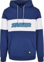 Starter Black Label Sweatshirt Block Hoody Space Blue/White