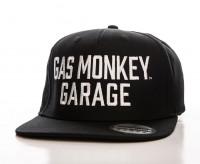 Gas Monkey Garage Cap Snapback Black