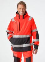 Helly Hansen Jacke Alna 2.0 Shell Jacket Red/Ebony