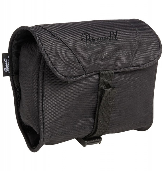 Brandit Tasche Toiletry Bag, medium in Black